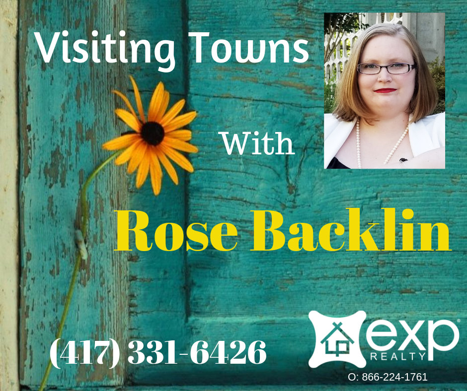 Town Tours with Rose Backlin